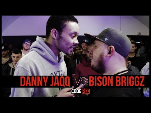 Code Red | Danny Jaqq VS Bison Briggz | Battle Rap