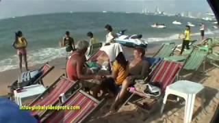 PATTAYA BEACH & CITY SITES, THAILAND