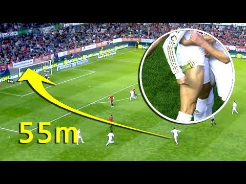 Most Amazing Long Shot Goals In Football