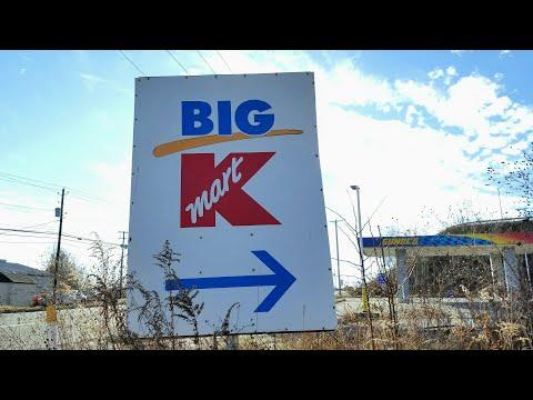 Abandoned Dickson City Kmart - Follow Up