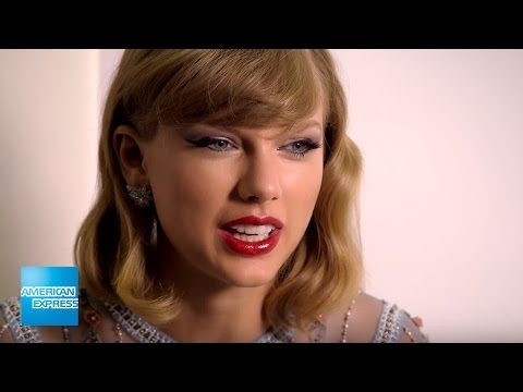 Taylor Swift Behind the Video – AMEX UNSTAGED