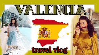 ☀️ VALENCIA VLOG! 🌍✈ |  Travel Follow me around! Kurztrip