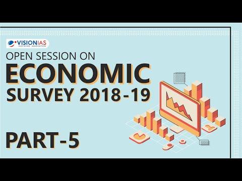 Open Session On Economics Survey 2018-19 | Part 05