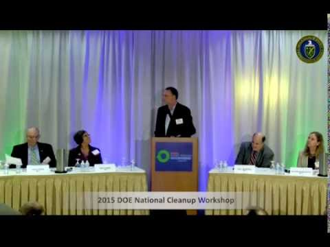 National Cleanup Workshop - Deferred Maintenance and Excess DOE Facilities
