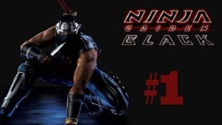 Ninja Gaiden Black - Walkthrough Part 1