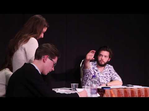 Debate Competition at Debrecen University