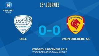 Creteil vs Lyon la Duchère full match