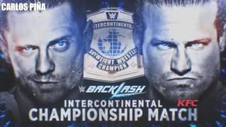 WWE Backlash 2016 Match Card Full