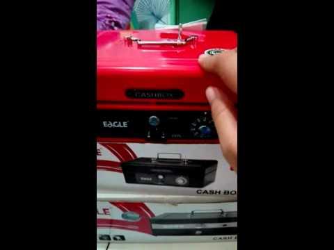 Cashbox Eagle 668L