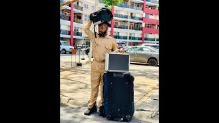 Officer Jato going to America (Nedu Wazobia - Alhaji Musa)
