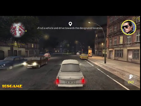 The Man from U.N.C.L.E. - Mission: Berlin Gameplay