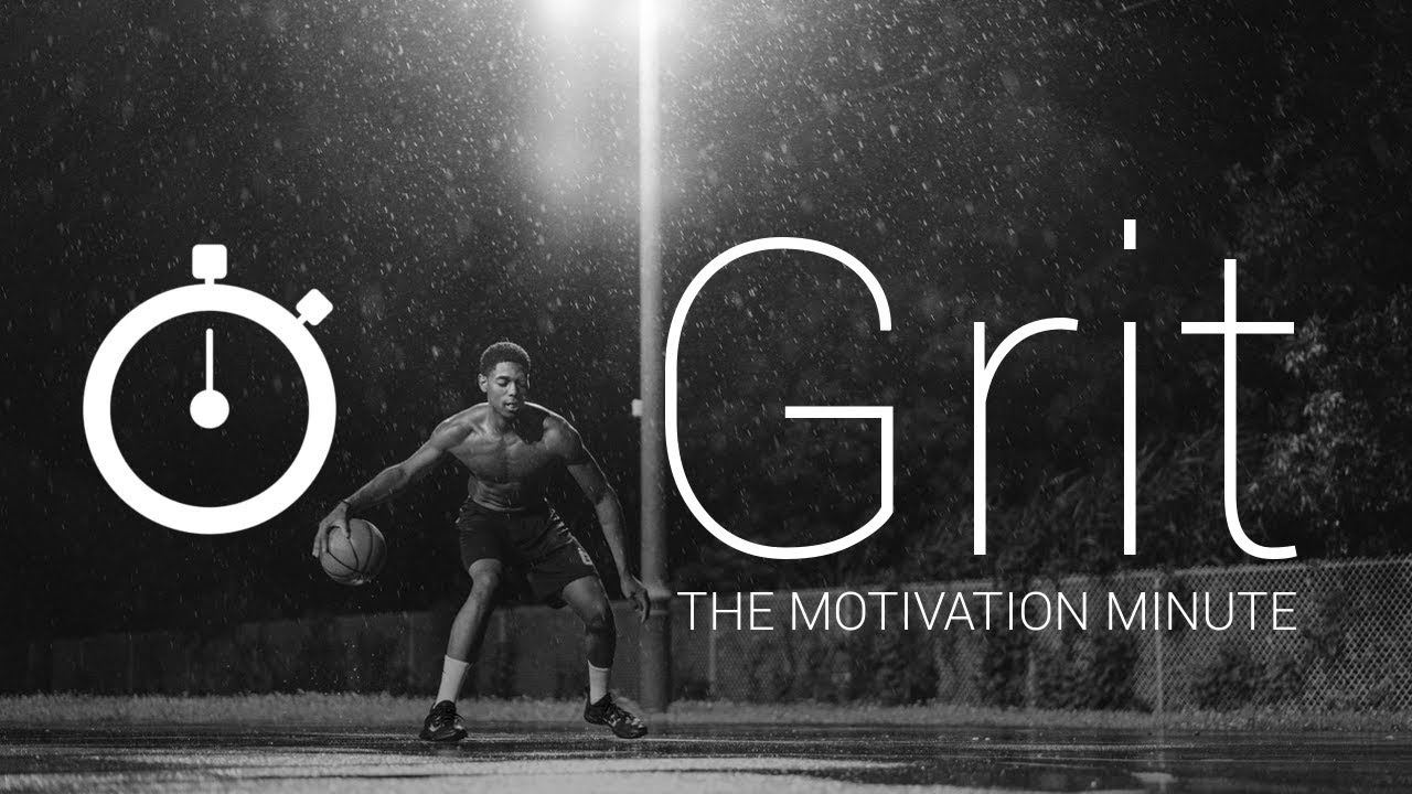 Download The Power of Grit   The Motivation Minute