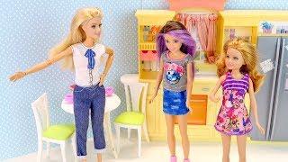 ТЫ НЕ БУДЕШЬ С НЕЙ ДРУЖИТЬ Мультик #Барби Сериал Куклы Игрушки Для девочек Айкукла тиви