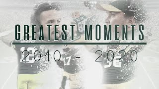 Packers Radio Calls The Greatest Moments of The Decade | 2010-2020 | Packers Radio Highlights