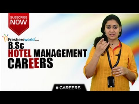 CAREERS IN BSC HOTEL MANAGEMENT MBABusiness communication