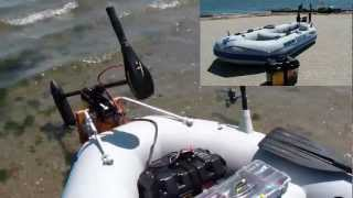 Day at the Sea With Intex Seahawk II