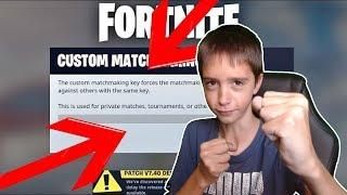 CUSTOM MATCHMAKING SPELEN MET KIJKERS!! DOE OOK MEE!! - Fortnite Battle Royale #333(Nederlands live)