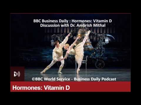 BBC Business Daily : Hormones: Vitamin D - discussions with Dr. Ambrish Mithal