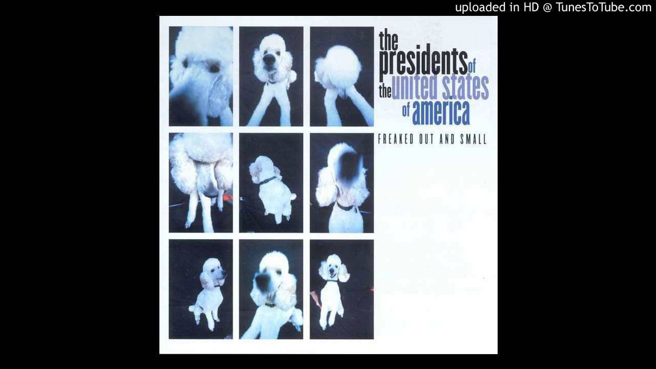 Download The Presidents Of The United States Of America - Tiger Bomb (Demo)