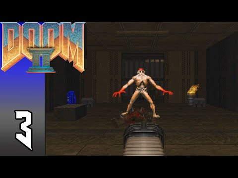 Doom II [Part 3 - Burnin' For You] | All Secrets Run | TheStrawhatNO! Let's Plays