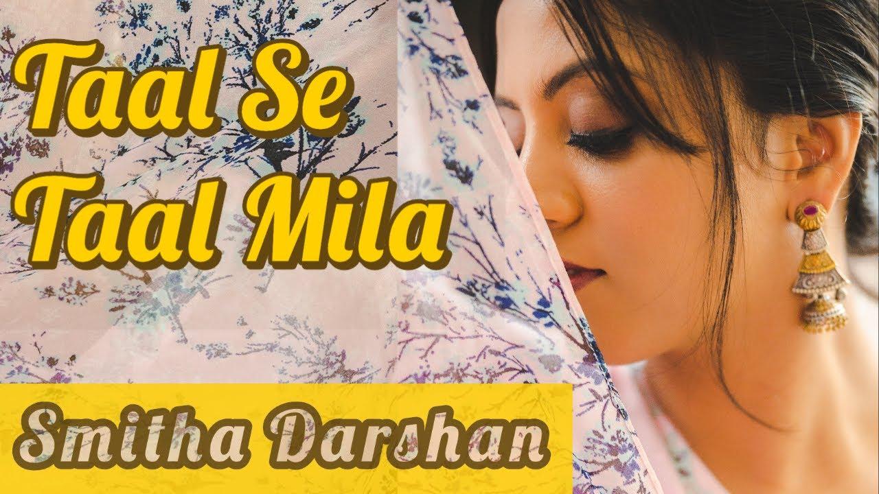 Taal Se Taal Mila | A.R. Rahman | Dance cover by Smitha Darshan