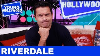 Mark Consuelos: Riverdale Rapid Fire!