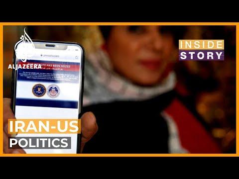 Why has the US blocked Iranian media websites? | Inside Story