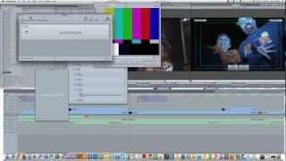 Tutorial: Making a playable DVD from Final Cut Pro 7 : FCP to Compressor to DVD Studio Pro