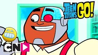 Юные титаны, вперед!   Печем вместе со Старфаер   Cartoon Network