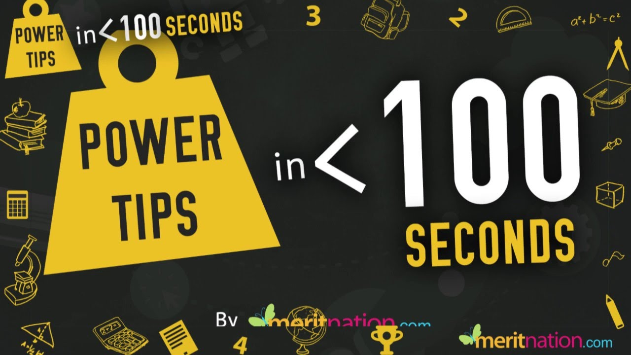 Power Tips In Less Than 100 Seconds Cbse Class X Hindi Course A