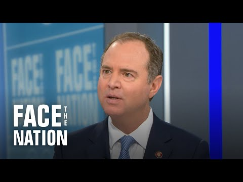 "Schiff accuses Trump of ""fudging"" intelligence on threat from Iran"
