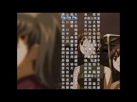 """WARNING: VIDEO CONTAINS SPOILERS!!! Final ending animation of 2003 TV-Anime """"Stratos 4"""". Uploaded because I think it's rather well done, and IMO ..."""
