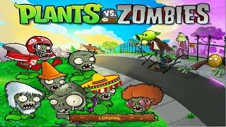 Plants Vs.  Zombies  Zombotany Mod Gameplay