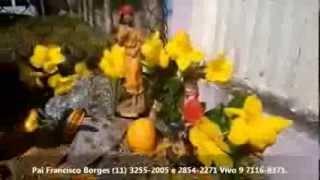 Segredos dos Ciganos com Pai Francisco Borges 11 2854 2271