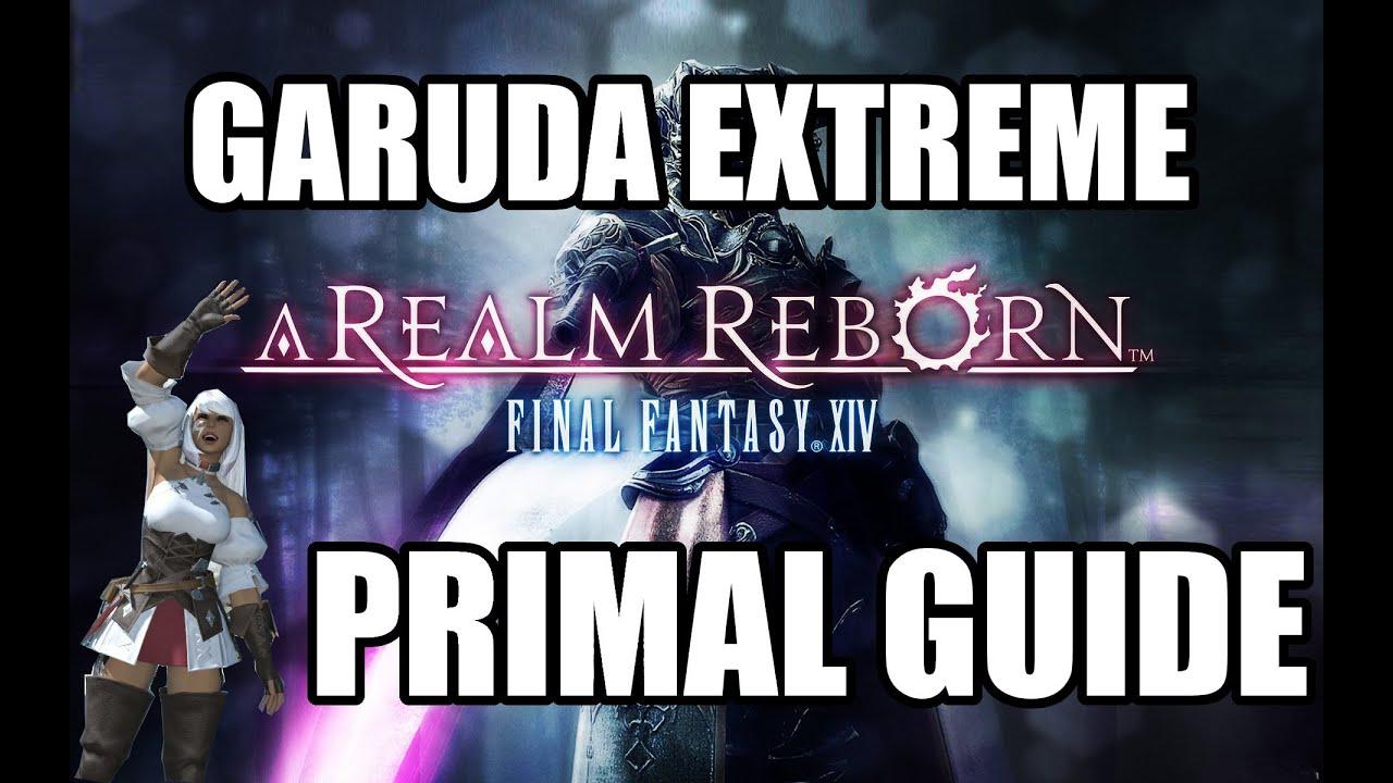 The Howling Eye (Extreme) - Final Fantasy XIV A Realm Reborn