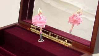 Musical Ballerina Jewelry Music Box
