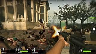 Cùng Chơi Left 4 Dead 2 Zombie Bắn Hoài Không Hết - tập 1