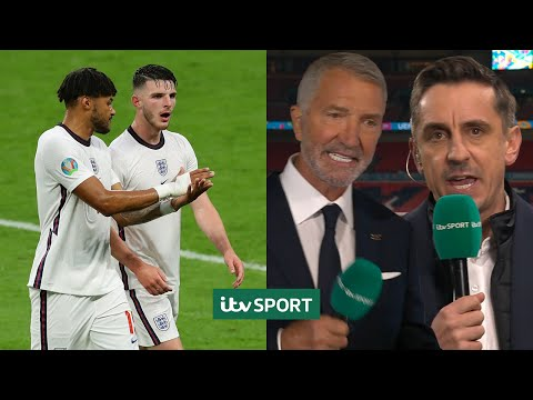 """""""Football ain't coming home!"""" - Graeme Souness and ITV Sport pundits after England Scotland"""