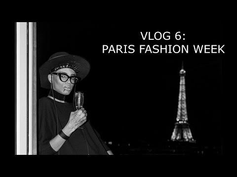 Stevie Boi VLOG 6: Paris Fashion Week 2017