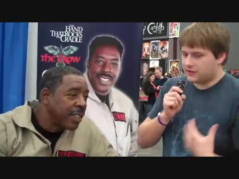 Ernie Hudson interview