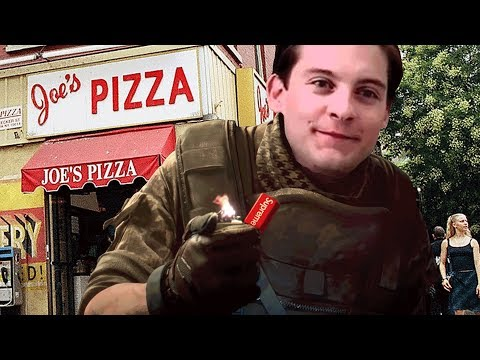 Welcome to Operation Pizza Time (Para Bellum)