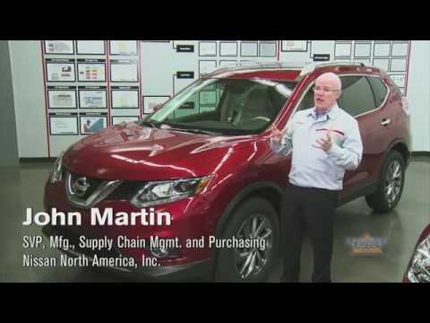 Nissan U.S. Exports One millionth Vehicle to South Korea