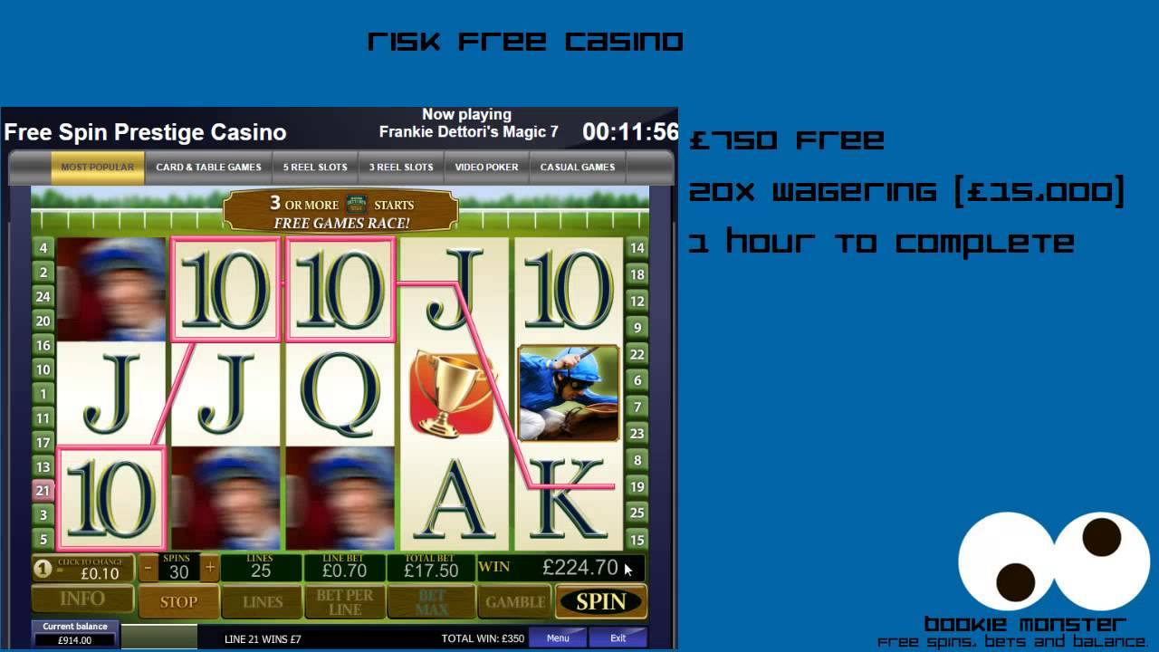 Free Spins No Deposit No Download