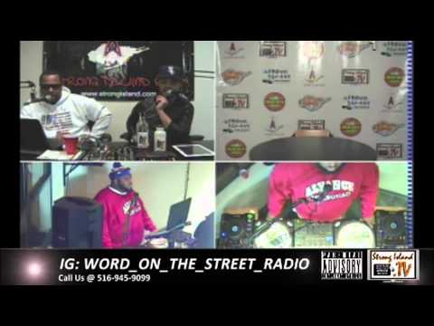 Joseph Guzman Interview w/ WOTS Radio About Eric Garner