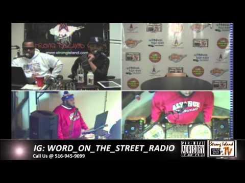 Joseph Guzman  w WOTS Radio About Eric Garner