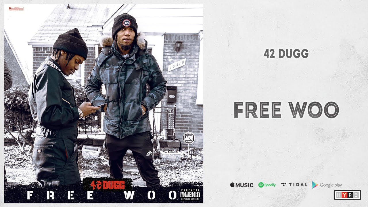 "Download 42 Dugg - ""Free Woo"""