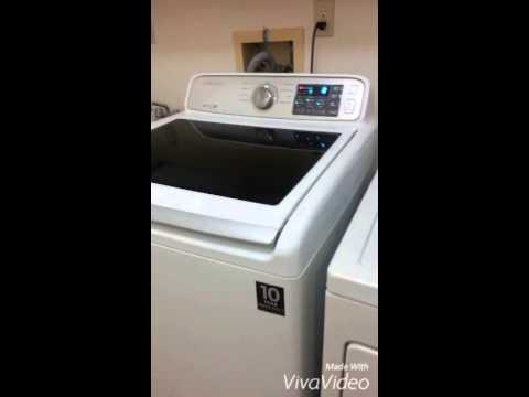 #3 Washer Loud noise about to explode