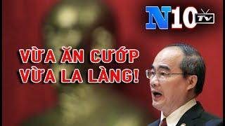 Bí Thư Nguyễn Thiện Nhân Vừa Ăn Cướp Vừa La Làng Khi Cướp Đất Lộc Hưng TpHCm