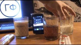 Загадка Эйнштейна. Шерлок Холмс и остывающий чай с молоком(Результат показал, что если налить молоко в чай сразу то через время оно будет горячее нежели если налить..., 2014-02-16T20:23:57.000Z)