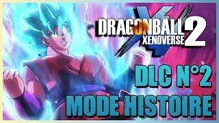 Dlc n°2 Histoire - Dragon Ball Xenoverse 2